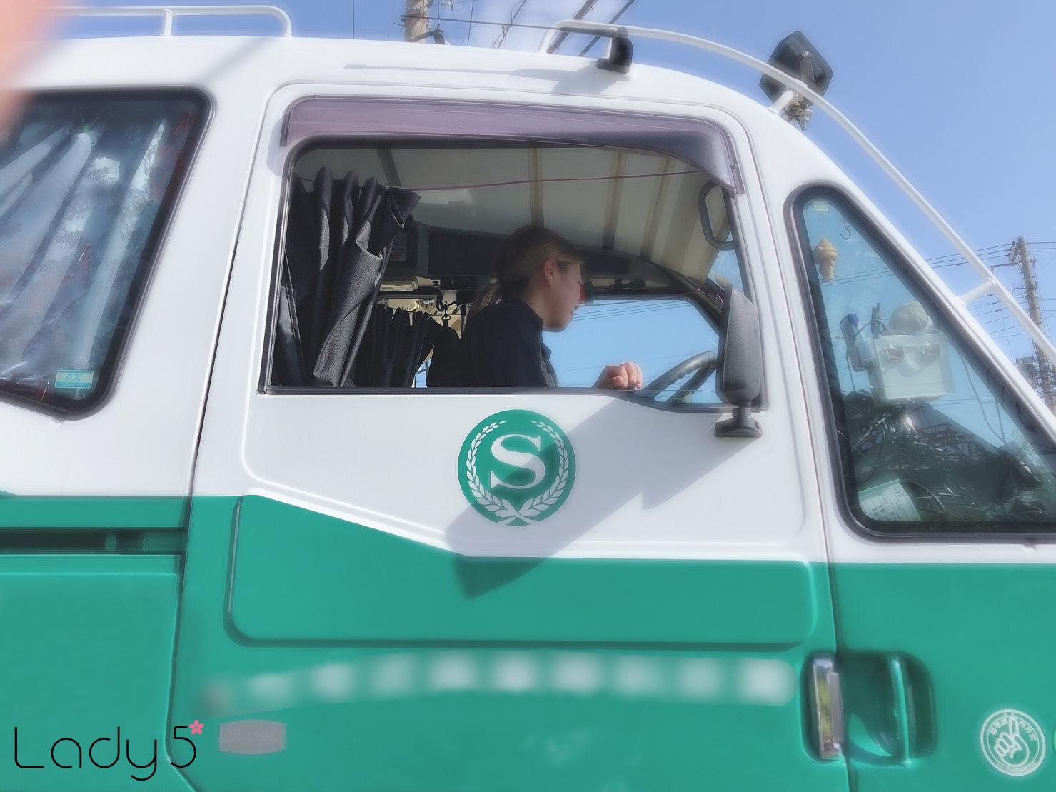 trucklゆちゃめろ | クレーンオペレーターady5_yuchameru3b