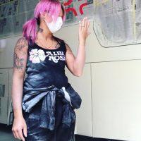 粉すけ | バスの板金塗装架装業
